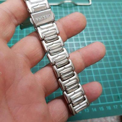 17mm 實心錶帶 另有 潛水錶 飛行錶 三眼錶 IWC CK TELUX SEKIO ORIENT CITIZEN 機械錶 石英錶 G08