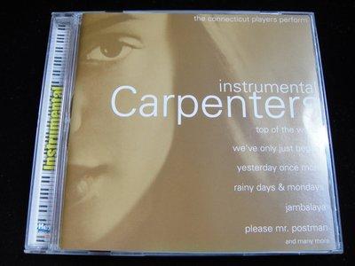 【198樂坊】instrumental carpenters(Top Of The World.......)DG