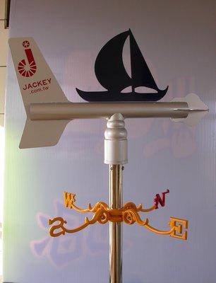 景觀風向機(風向計風向儀)wind vane, JK-28R〈公雞)/JK-28E  (大象)/ JK-28S (帆船)