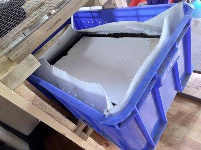 @天然呆@紅蚯蚓專業養殖箱套組1(2手箱,限自取或貨運)