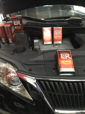 RX350 休旅車推薦機油 ER酯類機油~X4 X5 X6 RAV4 CRV ML350 RX450h