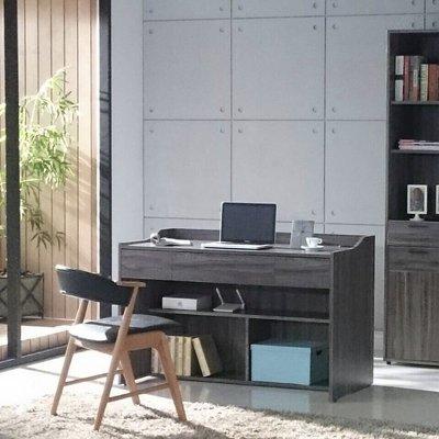 夏沐尼 四尺書桌【大象傢俱】附插座和USB插座書桌