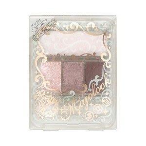 Shiseido 資生堂 MJ MAJOLICA MAJORCA 戀愛魔鏡 魔女幻彩眼影盒 BR799 皮革玫瑰