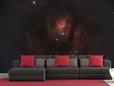 客製化壁貼 店面保障 編號F-759 銀河星系 壁紙 牆貼 牆紙 壁畫 背景牆 星瑞 shing ruei