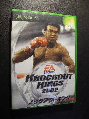 Knockout Kings 2002 拳王爭霸賽 2002│XBOX│編號:G3