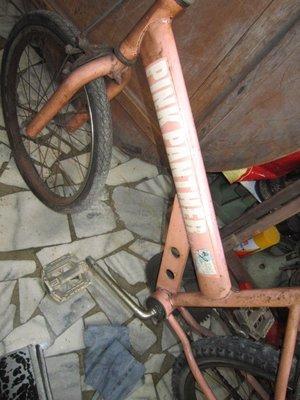 老BMX..頑皮豹...美式.....粉紅..女車