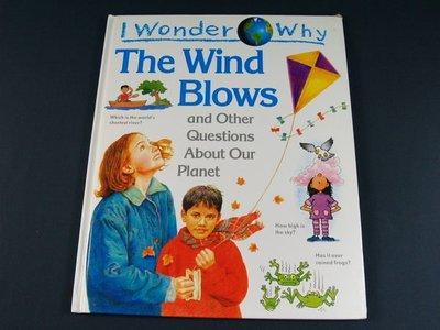 【懶得出門二手書】《The Wind Blows》│Kingfisher出版│八成新(11F32)