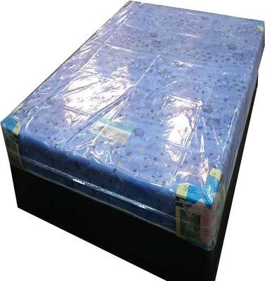 【生活家傢俱】ADM-3T-E 國民基本款3尺單人彈簧床【台中2500送到家】草蓆 偏硬 硬式 防螨布 台灣製造 床墊