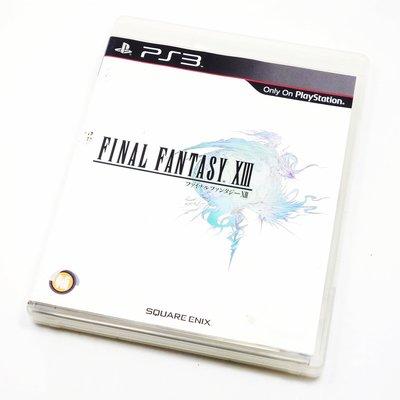 【橙市青蘋果】PS3:太空戰士13 Final Fantasy XIII 日文版 #03106