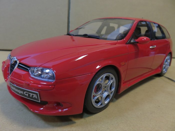 =Mr. MONK= OTTO Alfa Romeo 156 GTA Sportwagon