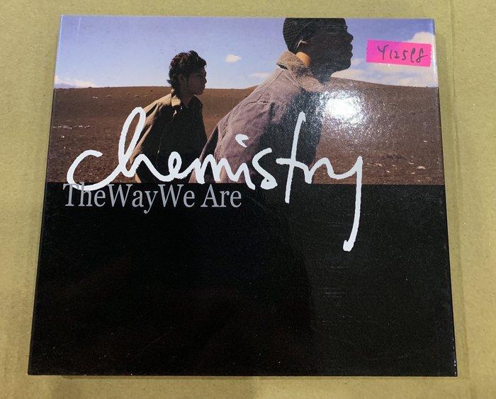 *還有唱片行*CHEMISTRY / THE WAY WE ARE 二手 Y12598