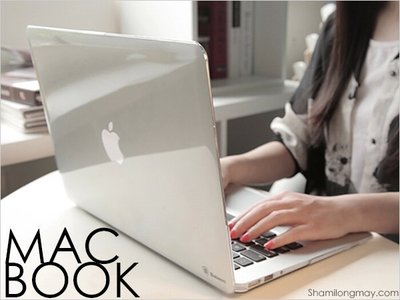 【AP619】Apple蘋果筆電 極超薄透明 Macbook Mac Air Pro 11/12/13 保護殼 保護套