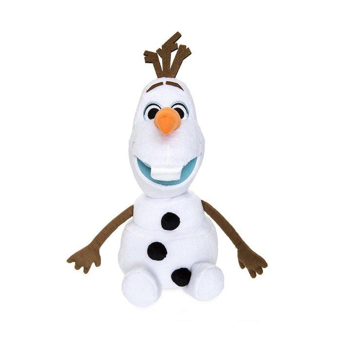 代購現貨  美國迪士尼冰雪奇緣 雪寶玩偶