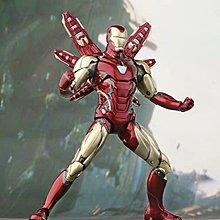 非hottoys 中動玩具國產marvel授權 高性價比iron man mark85 figure 全新