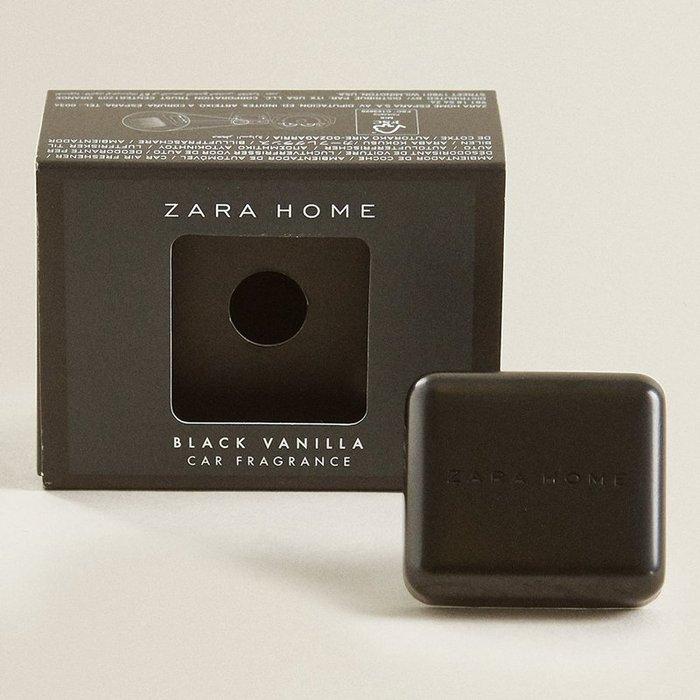 車載香水 Zara Home正品車用車載出風口夾香薰香氛固體香膏香水空氣清新劑