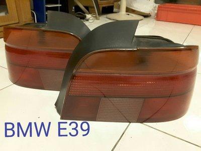 BMW E39 德國原裝後燈總成極新(含電路板)>>>>>>>>>>>(方程式國際)