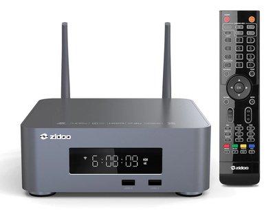《南港-傑威爾音響》Zidoo 芝杜 Z10 PRO 4K UHD多媒體播放機 漢怡代理公司貨
