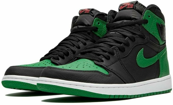 Nike Jordan 1 OG High 喬丹 AJ1 一代 1代 喬1 Pine Green 黑綠 男段 男碼 男鞋 各尺寸