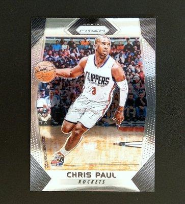 NBA PRIZM 鏡面卡 保羅船長 CHRIS PAUL 太陽隊 火箭隊 快艇隊