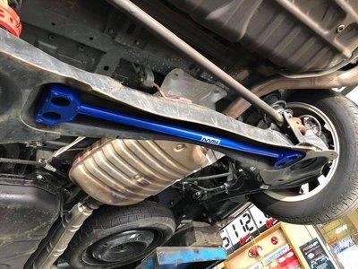 【童夢國際】D.R DOME RACING LUXGEN 納智捷 M7 MPV U7 SUV 後下拉 後扭力桿 防傾桿