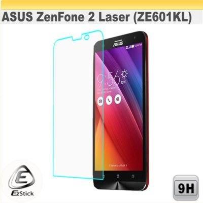 【Ezstick】ASUS ZenFone 2 Laser ZE601KL 6吋 手機專用 鏡面鋼化玻璃膜152x80
