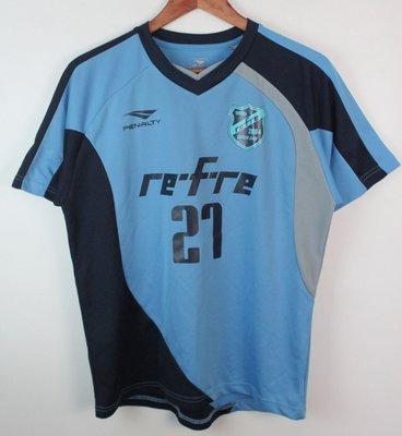 ☆東京古著☆ 巴西運動品牌 PENALTY 日本TOCHIGI re-f-re #27 短袖T恤 足球衣