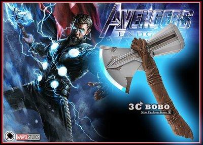 [免運費] 復仇者聯盟 4 終局之戰 風暴毀滅者 雷神索爾 LED 玩具 索爾武器 斧頭 槌子 鎚子 大斧頭 大鎚子武器