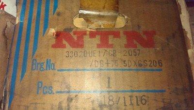 NTN 軸承 BEARING 33020 CR2057