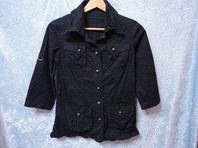 袖可反摺帥氣風外套~SIZE:F~99元起標