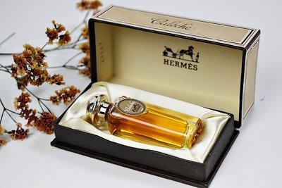 ♥桑園精品♥ 骨董包裝 HERMES 愛馬仕 Caleche 7.5ml 沾式隨身瓶 中性香精 D 4158