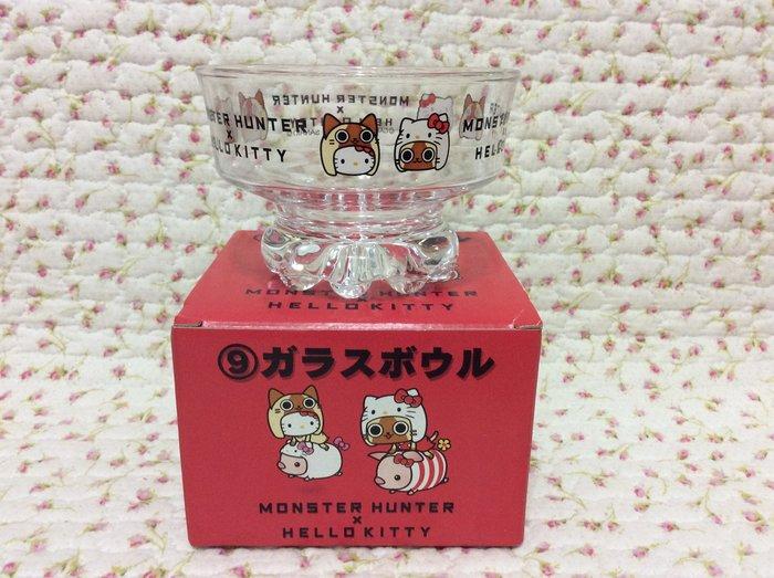 Sanrio hello kitty 布丁杯&冰淇淋玻璃杯《日本製.2011年商品》收藏特價出清