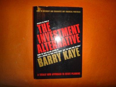 【愛悅二手書坊 03-40】 The Investment Alternative