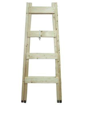 ~金光興修繕屋~木梯.柴梯.柴馬椅--6尺