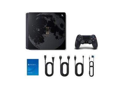 【二手主機】PS4 SLIM 1TB 太空戰士15 限定主機 + FF15 限定手把 (不含遊戲片)【台中恐龍電玩】