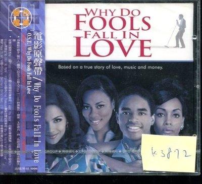 *真音樂* WHY DO FOOLS FALL IN LOVE 全新 K3872 (清倉.下標賣4)