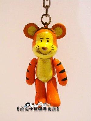 台南卡拉貓專賣店 扮成跳跳虎的熊吊飾 微笑款 情人節禮物 可今天寄明天到