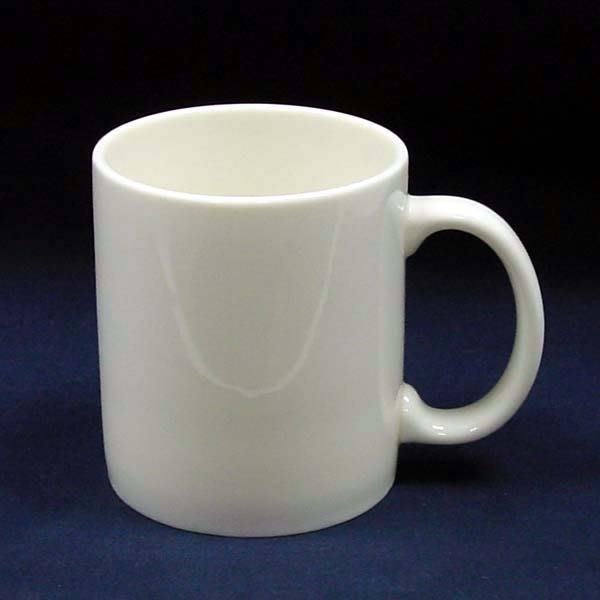 【無敵餐具】台灣製陶瓷馬克杯(360cc)可耐熱/接受印製專屬logo【HDC-08】