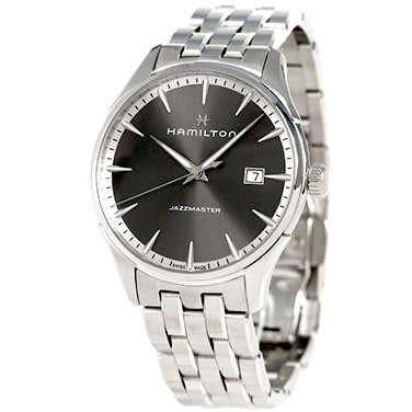 HAMILTON H32451181 漢米爾頓 手錶 40mm JAZZMASTER 鋼錶帶 男錶女錶