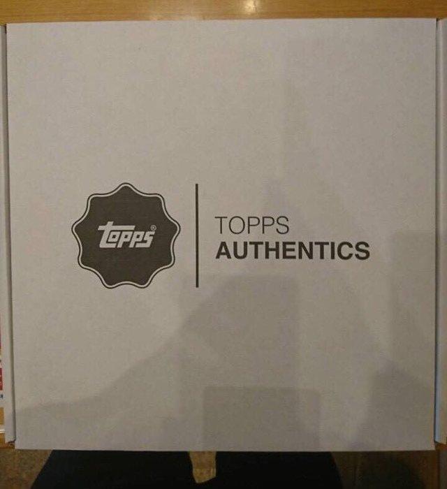 TOPPS Authentics MLB 安納罕天使 新人二刀流 大谷翔平 親筆簽名球員版球衣