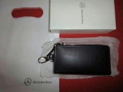 正 賓士 BENZ 原廠 鑰匙包 保護套 皮套 跨年禮物 聖誕節禮物 超質感