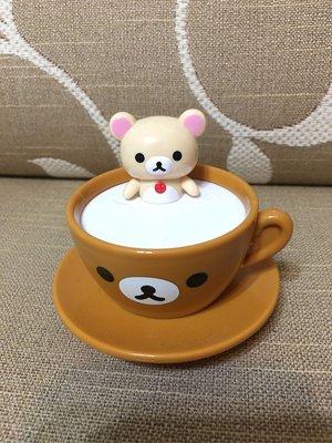《Nice》全新 麥當勞 McDonald's 兒童餐 玩具  小白熊旋轉牛奶杯 拉拉熊