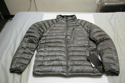 Burton AK BK Insulator Snowboard Jacket 550 羽絨外套 男 鐵灰色