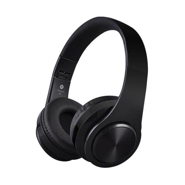 耳機奇聯B3無線藍牙耳機頭戴式手機電腦通用重低音運動音樂游戲耳麥