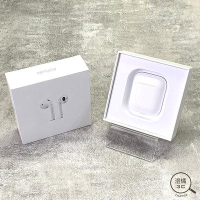『澄橘』Apple Airpods 2代 二代 A2031 A2032 有線充電盒 A1602 白《二手》A50448
