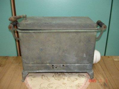 珍藏百年以上(802陸軍總醫院)專用的消毒器具(珍貴)