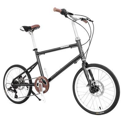 自行車 德國ERODE自行車女輕便上班男士成人變速通勤代步超復古學生單車