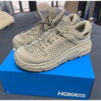 全新 HOKA ONE ONE TOR ULTRA LOW WP JP 黑色 沙色 低筒 登山靴 防水 現貨