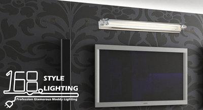 【168 Lighting】洗鍊鋼體《LED壁燈》GE 81175-1