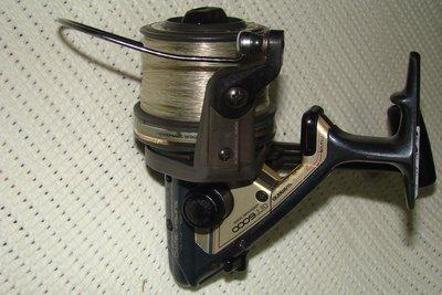 采潔二手外匯 釣具  SHIMAno  GT6000 型   二手釣具 二手釣竿 中古捲線器 中古 二手 編號 G92
