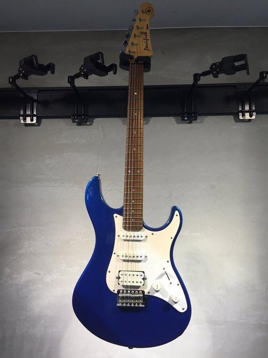 【六絃樂器】全新 Yamaha  PAC012 藍色電吉他 印尼廠 / 現貨特價